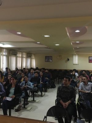 Industry 4.0 skills - Awareness to Execution Seminar by Rohit Ghosh, CEO and Co-founder, Skilledge
